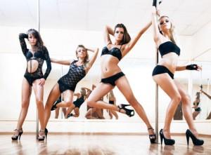 cours de pole dance metz
