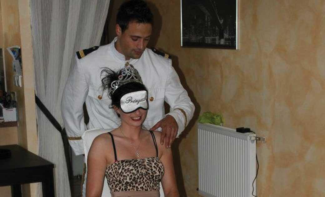 Stripteaseur Metz pour anniversaire