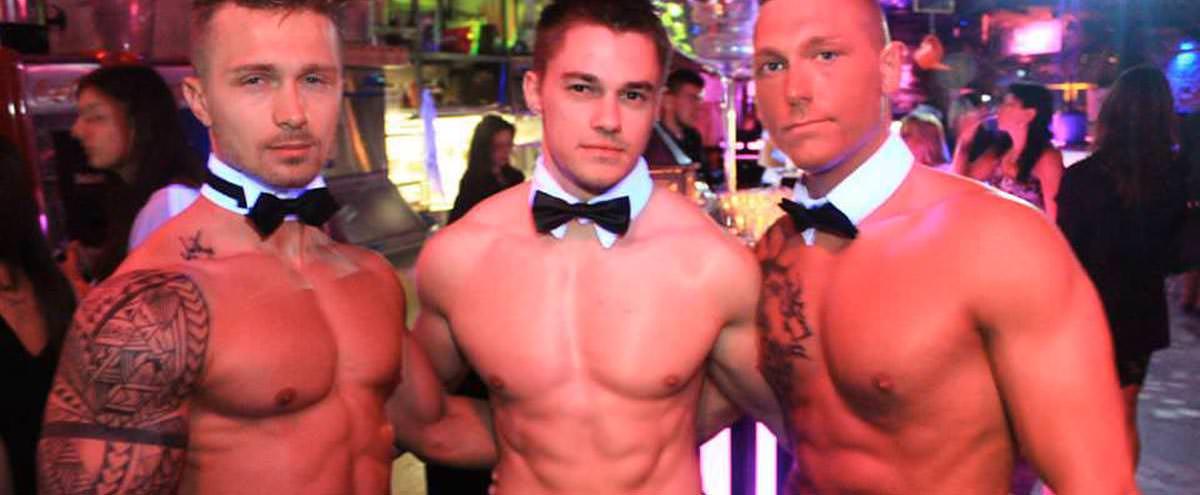 Stripteaseur Metz - Chippendales Passion Mens
