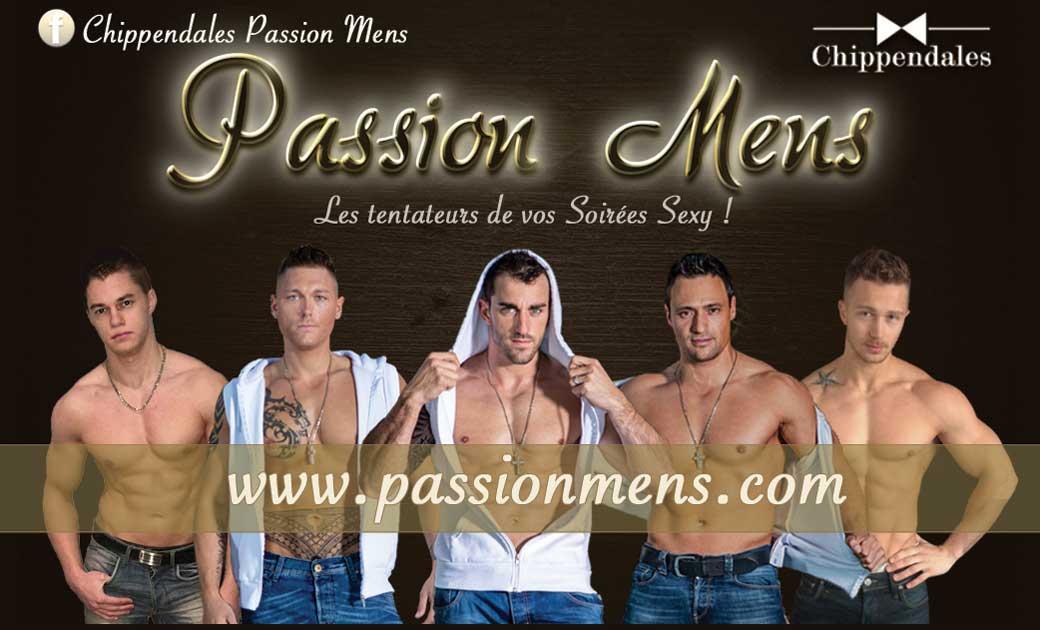 Stripteaseurs Chippendales Moselle - Passion Mens