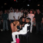 Stripteaseuse Metz Angélique