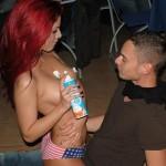 Stripteaseuse Nancy Mia