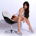Stripteaseuse Lorraine Evana