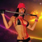 Stripteaseuse Nancy Davina