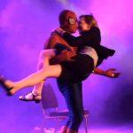 Strip-tease Lorraine Mathéo Avanzano